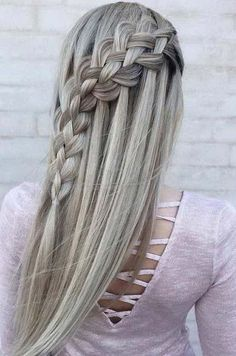 30 easy and simple braided hairstyles 2018