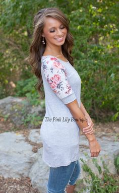 86133ef569a Boutique Blouses at Pink Lily Bring Gorgeous, Affordable Fashion to You!