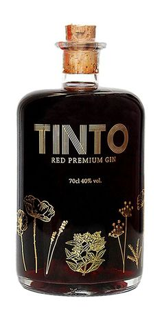 Tinto gin from Portugal✔