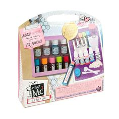 Project Create Your Own Lip Balm Lab Kit for sale online Kids Science Lab, Science Kits, Kits For Kids, Crafts For Kids, Fun Crafts, Project Mc2 Toys, Project Mc Square, Log Home Decorating, Christmas Toys