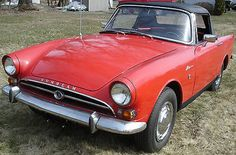 Other Makes : Sunbeam IV 1965 Sunbeam Alpine IV Roadster with Automatic Transmission. - http://www.legendaryfind.com/carsforsale/other-makes-sunbeam-iv-1965-sunbeam-alpine-iv-roadster-with-automatic-transmission-2/