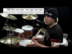 My Hero - Foo Fighters - Drum Grooves - YouTube