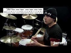 My Hero - Foo Fighters - Drum Grooves - YouTube