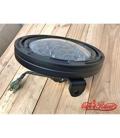 HIGHSIDER CNC lamp holder ring FRAME-R1 side mount 5 3/4 Full Face Motorcycle Helmets, Motorcycle Mirrors, Motorcycle Battery, Motorcycle Headlight, Motorcycle Exhaust, Motorcycle Seats, Cafe Racer Parts, Cafe Racer Seat, Triumph Bonneville Custom