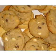 Never Fail Chocolate Chip Cookies. This is a dynamite chocolate chip dough that has never failed me.