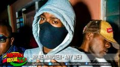 Ryme Minister - Any Weh ▶Four Four Riddim ▶Zinc House Rec/Frenz For Real...