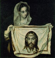 Impresionante obra de El Greco. Artista hot.