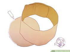 How to Make a Hat Box: 15 Steps (with Pictures) - wikiHow