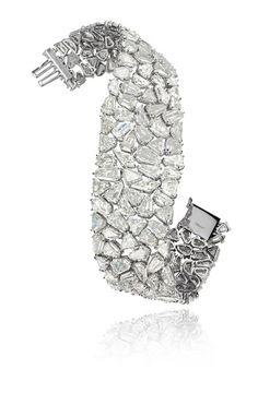Chopard diamond bracelet.