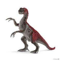 Therizinosaurus Juvenile  $19.99 The Therizinosaurus juvenile is a harmless herbivore but has long, razor-sharp claws.