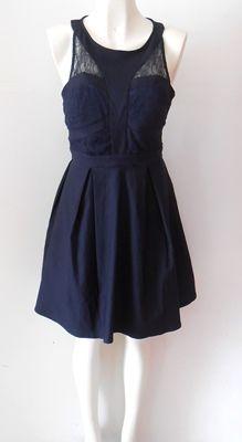 Un #vestido corte A muy favorecedor y a la #moda