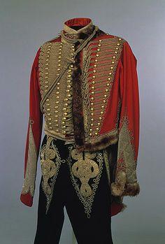 hussar jacket