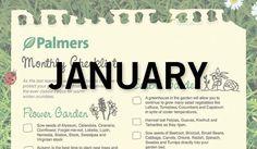 Monthly Gardening Checklists - Palmers Garden Centre