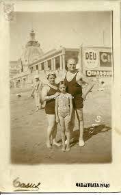 Resultado de imagen para mar del plata fotos antiguas