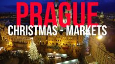 Honest Prague Guide - Christmas markets in Prague