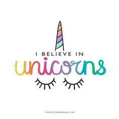 I believe in unicorns text and unicorn horn drawing / Textile graphic t shirt print / Vector illustration design Unicorn Drawing, Unicorn Art, Cute Unicorn, Rainbow Unicorn, Unicorn Logo, Unicorn Fantasy, Unicornios Wallpaper, Disney Wallpaper, Texts