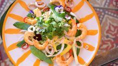 Ensalada refrescante Thai - Pablo Vicari - Receta - Canal Cocina
