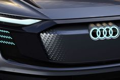 Audi e-tron Sportback Concept 2017 Auto Motor Sport, Motor Car, Mercedes Benz Logo, Audi Rs, Transportation Design, Ford Gt, Car Wallpapers, Automotive Design, Car Detailing