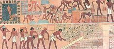 Slave societies had a rough social hierarchy. Whites at the top, slaves at the bottom. Free people that were colored were in-between. Slaves were of the population. Slavery was influenced by african ways. Free slaves took over the caribbean. Sphinx Egyptian, Ancient Egyptian Paintings, Egypt Museum, Black History Books, Black And Blonde, Knowledge And Wisdom, Vintage World Maps, Egyptians, Temples