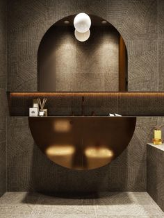 Home Interior Salas Using Gold Accents In Interior Design cool tile.Home Interior Salas Using Gold Accents In Interior Design cool tile Bathroom Layout, Modern Bathroom Design, Bathroom Sets, Bathroom Interior Design, Home Interior, Small Bathroom, Master Bathroom, Master Baths, Zen Bathroom