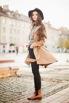 Gola cachecol linda <3 #inverno #ficarquentinho Street Style   Looks de inverno