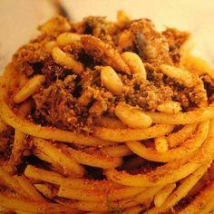 Pasta with sardines #sicily #fish #pasta #recipe #sardines #typicalfood #siciliancuisine #sicilianfood #tabarè #poisson #recette #ricetta