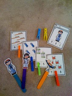 Preschool Printables: Dentist