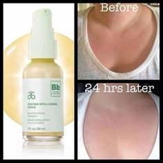 Arbonne's new Genius body serum! Consultant ID#14979015