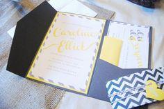 rustic wedding invitation kraft wedding by parcelpostwedding, $3.00