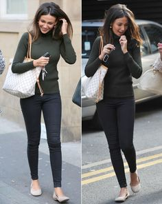 2014 michelle keegan style - Google Search Business Casual Outfits, Classy Outfits, Beautiful Outfits, Star Fashion, Love Fashion, Fashion Looks, Michelle Keegan Style, Smart Casual Women, Cosy Outfit