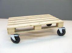 Salontafel pallet van oud hout (11920131207)