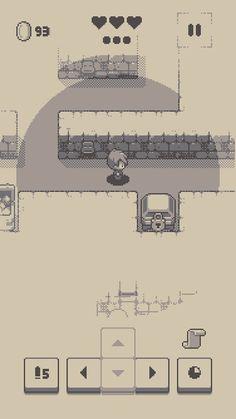 Into the Dim - Retro Turn-Based RPG on Behance