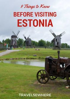 Tips and advice on why you should visit the Baltic nation of Estonia in Europe, and what to know for when you're there, via @travelsewhere