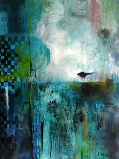 Messenger - Jeanne Bessette -repinned by LinusGallery.com #art #artists #contemporaryart #FredericClad