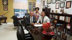 Armario de Noticias: Cámaras firman convenio que promueve comercio cult...