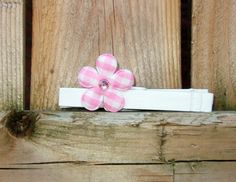 Baby Shower Decoration /  Baby Shower by CarolesWeddingWhimsy, set of 12, with free shipping, This pink gingham wedding clothespin magnet is a wedding place card holder / escort card holder and the perfect wedding favor for a Spring Wedding, Country Wedding or any wedding. You can find them here https://www.etsy.com/listing/130553244/baby-shower-decoration-baby-shower-favor https://www.etsy.com/shop/CarolesWeddingWhimsy https://www.facebook.com/CarolesWeddingWhimsy