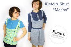"Kleid & Shirt ""Masha"""