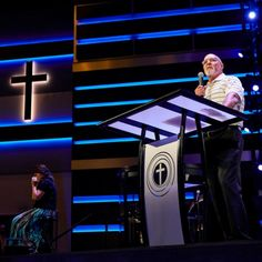 House of Worship Lighting: Pinedale Christian Church Led Light Projects, Rgb Led Strip Lights, Winston Salem, Christian Church, Stage Lighting, Stage Design, Lighting Solutions, Worship, The Incredibles