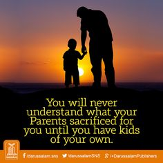 50 Islamic Quotes on Parents with Images-Status of Parents Respect Parents Quotes, Parents Day Quotes, Respect Your Parents, Mothers Love Quotes, Daughter Love Quotes, Respect Quotes, Mommy Quotes, Quotes For Kids, Family Quotes