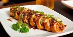 comida asiática: el sushi está de moda