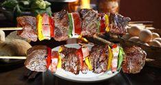 Πιροσκί Appetizer Recipes, Appetizers, Barbacoa, Finger Foods, Sausage, Beef, Meat, Bbq, Finger Food