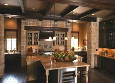 Architect: INsite Architecture Inc -  Southern Living Idea House 2006 Kitchen
