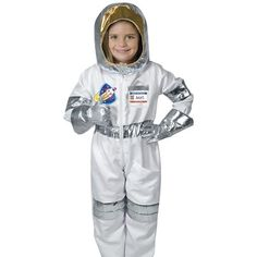 Buy our Dressing Up - Astronaut by Melissa & Doug available now at Mulberry Bush. Suitable for children aged 3 - 6. Order now with Free Delivery over £75