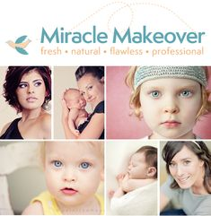 Photoshop Actions | Paint the Moon: Miracle Makeover Eye Sparkle Pop Skin Smoothing Enhancing