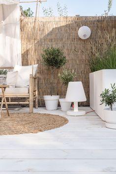 Outdoor Spaces, Outdoor Living, Outdoor Garden Furniture, Outdoor Decor, Balkon Design, Exterior Design, Interior And Exterior, Tulum, Beautiful Space