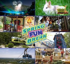 Spring FUN Break at @Stone Mountain Park through April 13, 2013