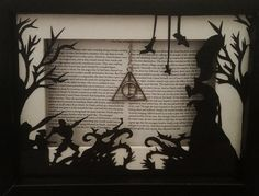 Harry Potter inspired Tale of the three brothers by TheFlyingSquib