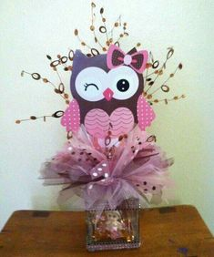 8inch Cute Porcelain Triangel Doll Handicraft Accs for Valentine Pink Blue