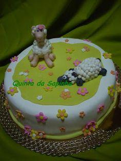 Bolos Quinta da Sapinha: bolos decorados
