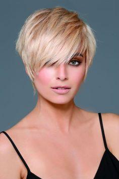 Coupe asymétrique Hair cut en